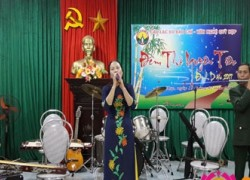 """Câu lạc bộ báo chí-Văn nghệ Quỳ Hợp                      tổ chức thành công """"Đêm thơ nguyên tiêu 2017"""""""