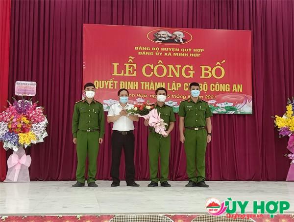 THANH LAP CHI BO