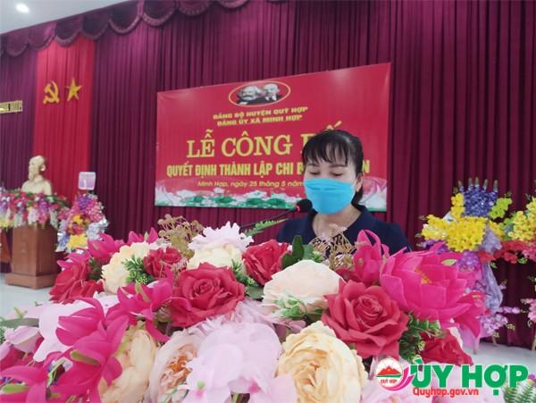 THANH LAP CHI BO5